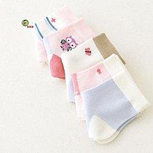 全店活動折扣 斑比春夏薄款純棉男女兒童襪子寶寶網眼鬆口無骨1-3-5-7-9歲