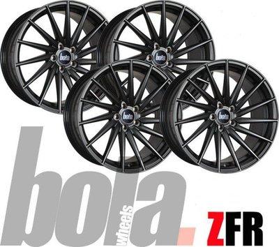 CS車宮車業 BOLA輕量化鋁圈  ZFR  19吋  各車款  歡迎洽詢