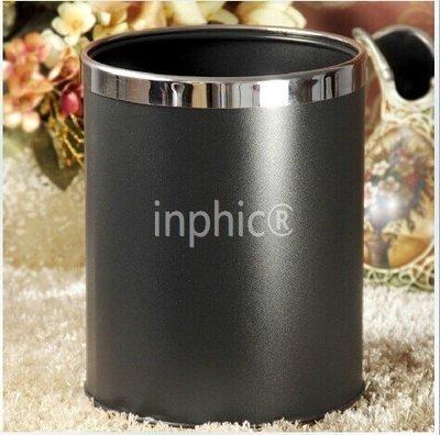 INPHIC-南方圓形單層垃圾桶 客房辦公室垃圾桶 酒店垃圾桶