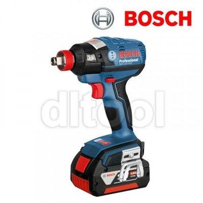 =達利商城= 德國 BOSCH 博世 鋰電無刷衝擊起子機 / 扳手機 GDX 18 V-EC gdx18v
