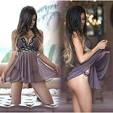 歐美爆款透視薄紗情趣睡衣性感睡裙-318-53 情趣性感睡衣內衣用品 角色扮演