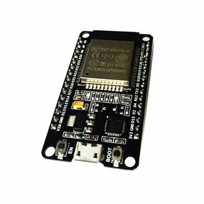 【TNA168賣場】 ESP32開發板無線WiFi+藍牙2合1雙核CPU低功耗ESP-32控制板ESP-32S