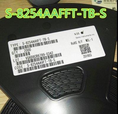 S-8254AAFFT-TB-G LI-ION BATT PROTECT 16-TSSOP W58 [67572]