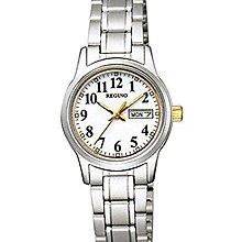 日本正版 CITIZEN 星辰 REGUNO BQ6-010-13 女錶 手錶 日本代購