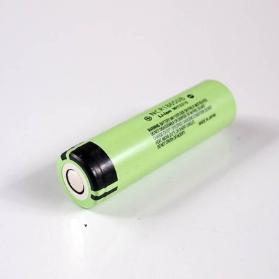 原装正品Panasonic松下NCR18650B 3400mAh 鋰電池 lithium battery