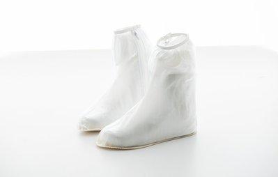 [中壢安信] FairRain 飛銳 雨の天使 防雨鞋套 鞋套 羽翼白