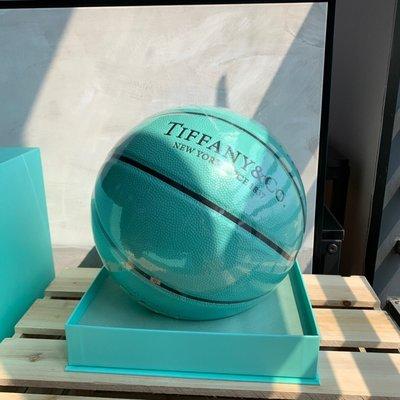 Tiffany&Co x Spalding斯伯丁聯名籃球