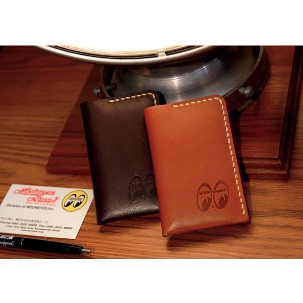 (I LOVE樂多)MOONEYES經典卡片套 卡套 名片夾 信用卡夾 送禮自用兩相宜