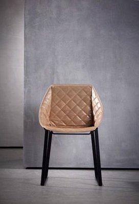 [Deer家具] Piet Boon KEKKE dining series 餐椅 黑砂鐵腳 台灣製造