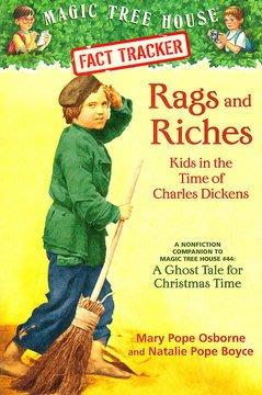 [英文]Rags and Riches: Kids in the Time of Charles Dicke