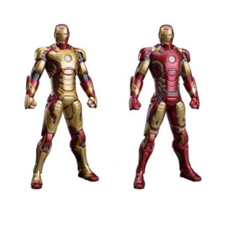 ☄️現貨☄️漫威 MARVEL 鋼鐵人 IRON MAN 人形公仔 19CM ( 全2種 )