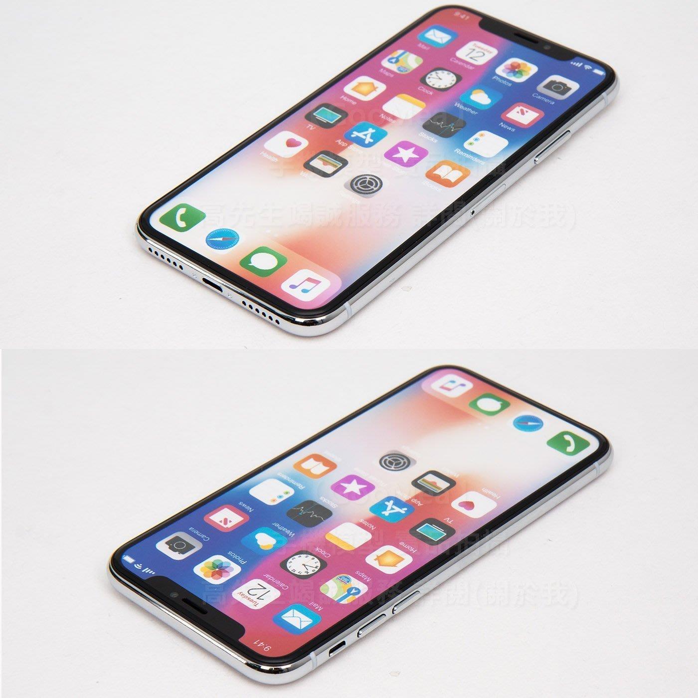 【GooMea】壓克力板塑膠框Apple蘋果 iPhone X 5.8吋模型展示Dummy樣品假機道具上繳交差影片