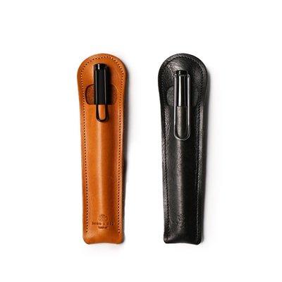 點子包【icleaXbag】 小法棍真皮筆套 鋼筆筆套 禮品 可刻字  DG30