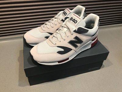 New Balance 840 Lifestyle Sneakers 全新 正貨 男裝 休閒 運動 鞋