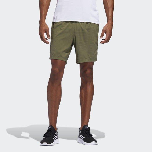 【豬豬老闆】ADIDAS SUPERNOVA SHORTS 草綠 透氣 運動 訓練 短褲 男款 DQ1884