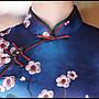 ~妖精的衣見鐘情~旗袍改良版連衣裙夏季新款中國風修身氣質年輕款少女性感