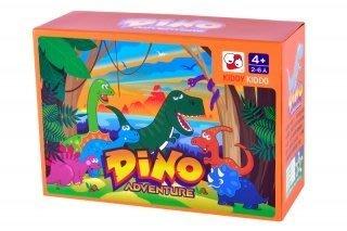 大安殿 桌遊 免運 可愛恐龍歷險記 DINO ADVENTURE 4歲幼兒 KID 繁體中文版益智桌上遊戲
