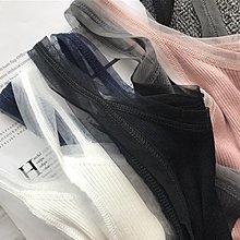 春夏必入單品!出口日本單5色內搭 歐根紗拼接修身好彈性螺紋背心 百搭外套開衫 ♥ CSS ♥
