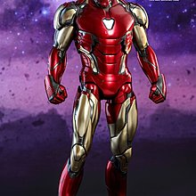 hottoys diecast mark85 ironman