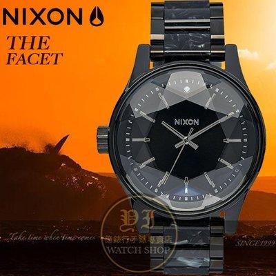 NIXON實體店The FACET閃耀光芒潮流腕錶/A384-2185原廠公司貨/禮物/情人節