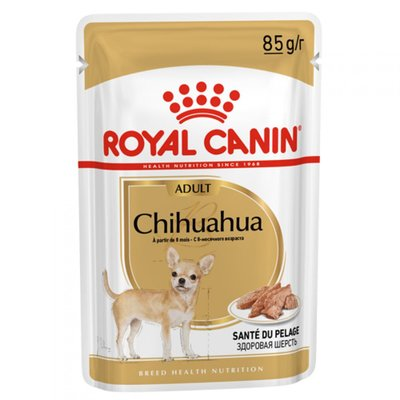 【寵物王國】法國皇家-CHW吉娃娃成犬專用濕糧85g