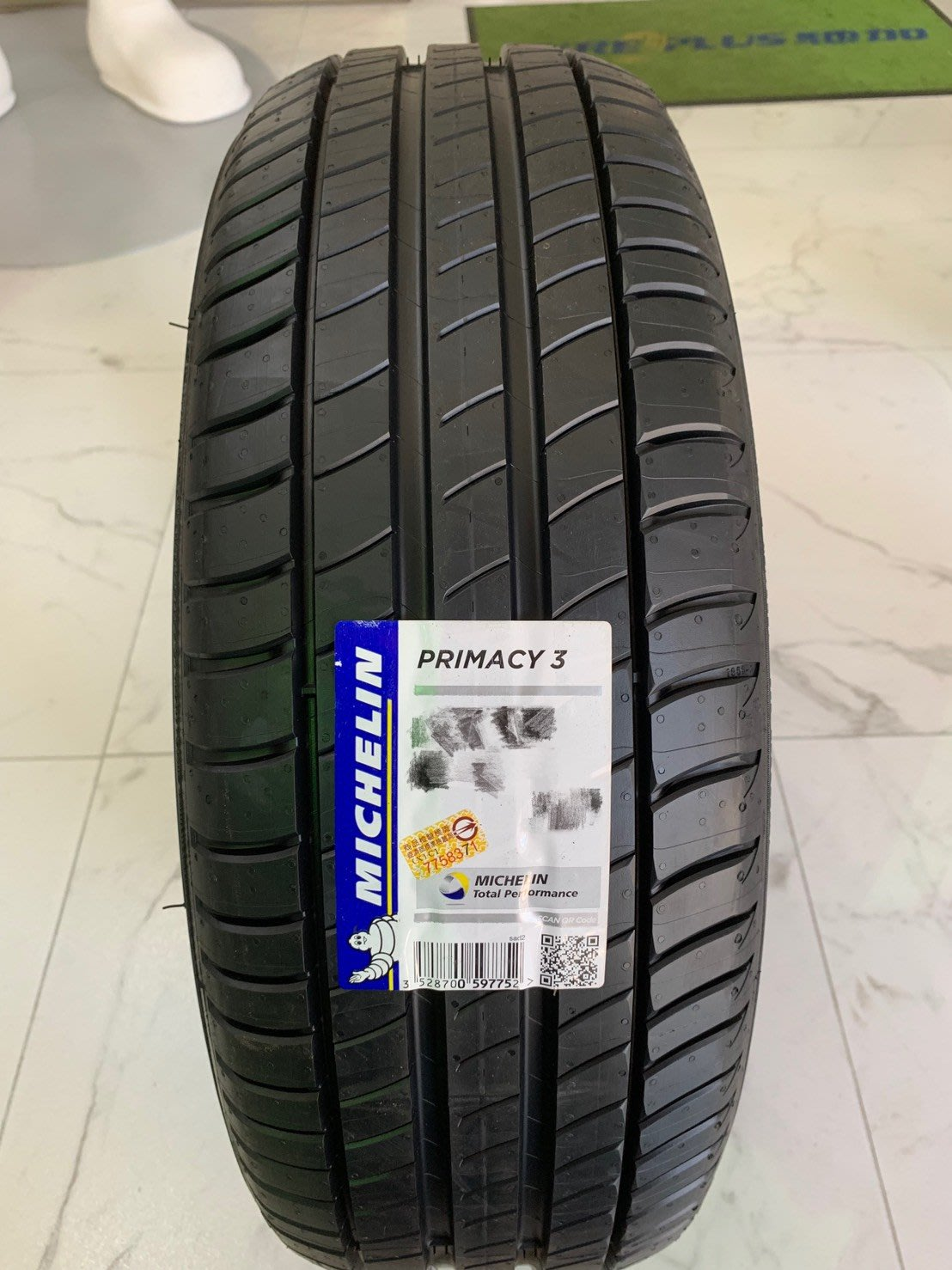 CR輪業 全新 米其林 MICHELIN PRIMACY 3 185/55/16 完工價:3400