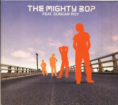 K - THE MIGHTY BOP FEAT. Duncan Roy - 日版 CD+2BONUS+OBI