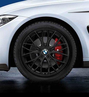 ✽顯閣商行✽BMW 德國原廠 M Performance F30/F31 LCI 405M 18吋 輪圈含胎組 鋁圈含胎