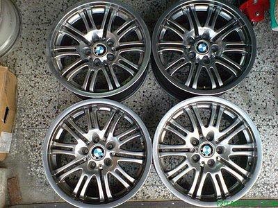 BMW原廠E46-M3--18吋鋁圈E36--E39--E60--E90--E91--E92--E93--F10--F1