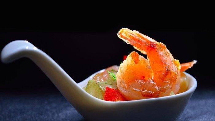 ~禧福水產~馬來西雅白蝦 無毒白蝦~ 400元 盒 650g 35 40~最 cp值超高