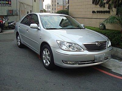 豐田 CAMRY 2002~2006年原廠專用腳踏墊~九成新