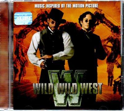 Wild Wild West 飆風戰警 電影原聲帶 刮 580800001523 再生工場2 02