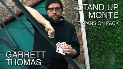[魔術魂道具Shop]G.T. 賭徒三張牌-擴充升級版~~Stand Up Monte Expansion Pack
