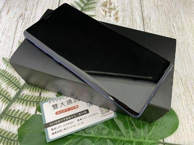*高雄雙大通訊*SAMSUNG Galaxy Note 9 512GB 藍【二手盒裝9.8成新】