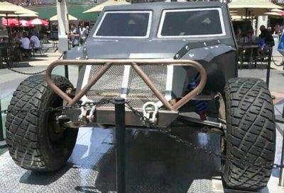 1:32 玩命關頭7 戰車 fast attack buggy hummer jeep nissan TOYOTA
