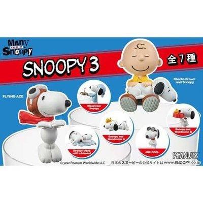 【iSport代購】日本代購   SNOOPY 杯緣子 共七款 盒裝禮品隨機049220出貨隨機 交換禮物