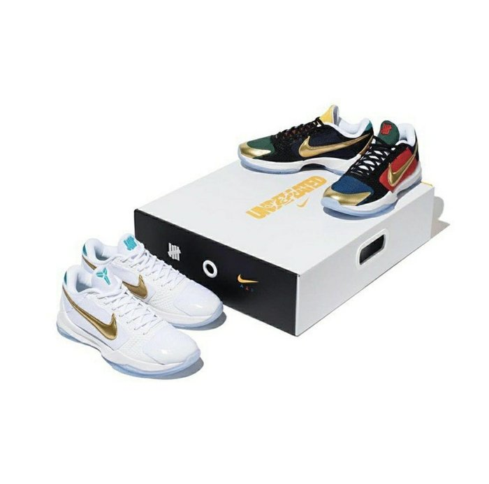 2020新鞋-UNDEFEATED x NIKE KOBE 5 WHAT IF PACK 科比联名套装DB5551-900