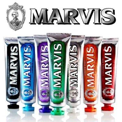 ☆小敏廣場☆義大利 MARVIS 薄荷牙膏 85ml 多款可選 牙膏界的愛瑪仕