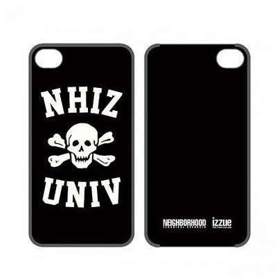 NEIGHBORHOOD  NHIZ 骷髏 iPhone case