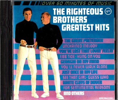 正義兄弟The Righteous Brothers / Greatest Hits