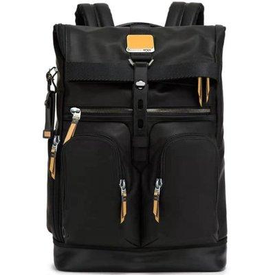 皮藏客 TUMI/途米 JK432 男女款 休閒商務雙肩包 進口真皮牛皮 旅行後背包 電腦包 內置20寸筆記本隔層