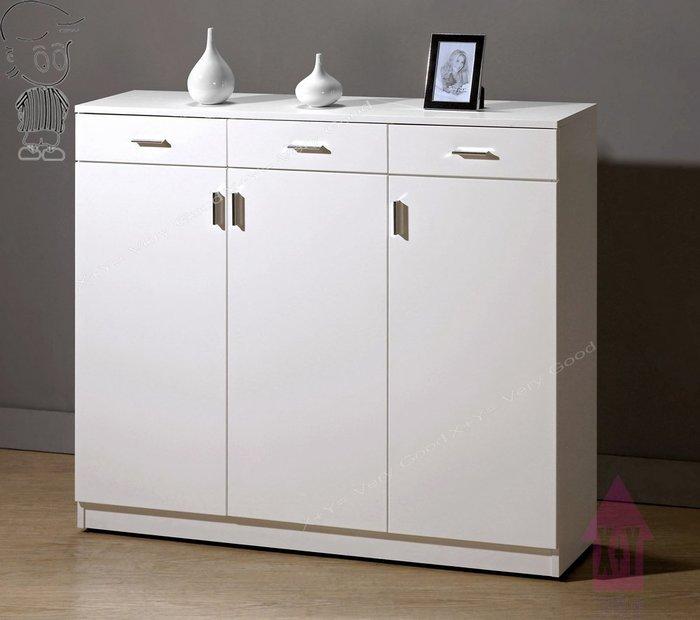 【X+Y時尚精品傢俱】現代鞋櫃玄關櫃系列-米洛斯 4尺白色鞋櫃.鞋櫥.側板低甲醛防蛀木心板.摩登家具