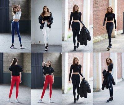 NEW【艾利洋行】 ( XEXYMIX ) One Line Leggings提臀系列 機能性運動褲 瑜珈褲(10色)