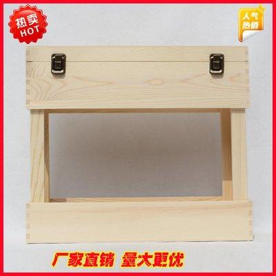 蜜久家紅酒盒木盒子四支裝紅酒包裝盒立式紅酒盒箱葡萄酒木箱子禮盒定制#精美時尚