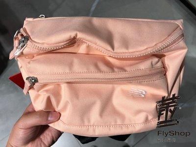 [飛董] NB NEW BALANCE 運動 側背包 腰包 GC8F7201PK 粉紅 GC8F7201GR 灰