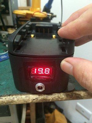 電動工具鎳鎘電池更換、DeWALT 得偉DC759 18V、DCF610 、hitach、bosch、Homelit
