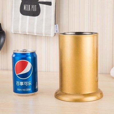 加厚不銹鋼筷子筒筷籠 奶茶店吸管筒桶 家用放勺筷筒置物盒瀝水架