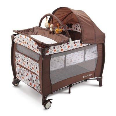 %幸福小棧%  Baby city 全配式遊戲床 (BB43110) 雙層遊戲床(現貨)