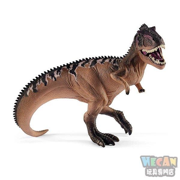 Schleich史萊奇動物模型 恐龍系列 南方巨獸龍 15010