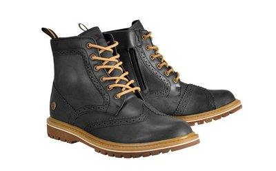 瀧澤部品 EXUSTAR 晶銳 E-SBT106 ESBT106 黑色 短靴 車靴 防摔靴 賽車靴 短筒靴 休閒鞋